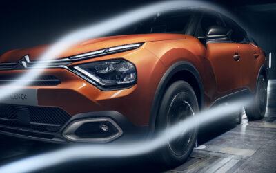 El nuevo Citroën C4 y Ë-C4 100% Eléctrico se estrenan a nivel mundial