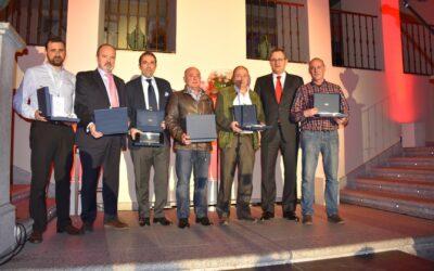 Cimotor recibe el premio a la calidad en el servicio postventa de Citroën